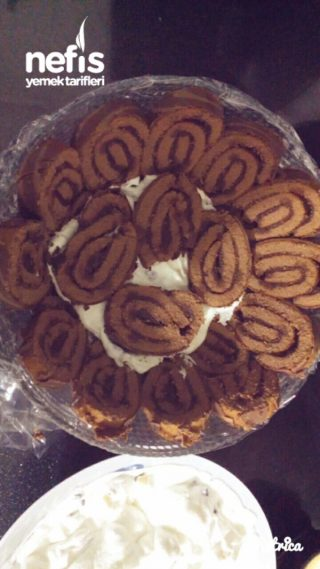 Muzlu Kolay Kubbe Pasta