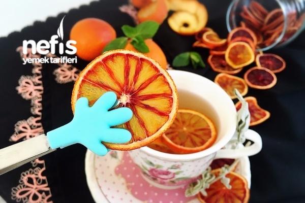 Portakal Cips (Atıştırmalık) Tarifi