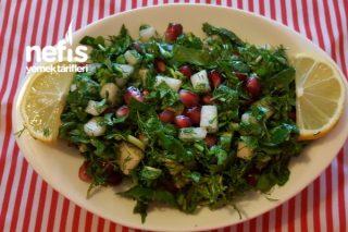 Narlı Armutlu Salata Tarifi