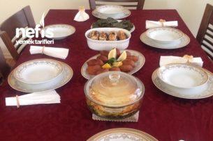 Öğlen Yemeği Menüsü Tarifi