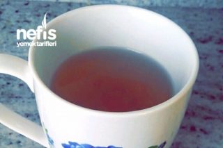 Zayıflama Çayı (Sarımsaklı Çay) Tarifi
