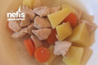 Sebzeli Tavuk Haşlama (Diyet) Tarifi
