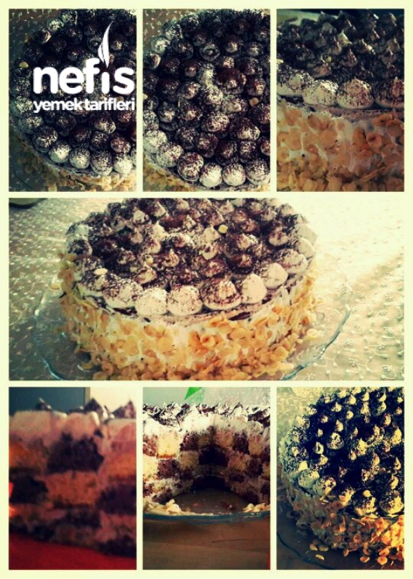 Damalı Pasta( Nefis)