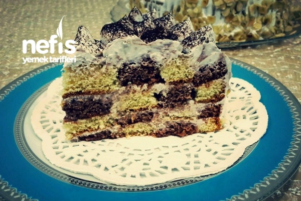 Damalı Pasta (Nefis) Tarifi