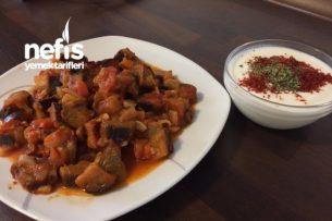 Diyet Patlıcan Yemeği Tarifi