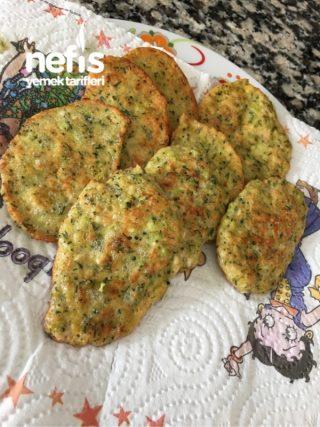 Brokoli Mücver (1 Yaş)