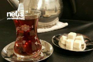 Demleme Çay Tarifi