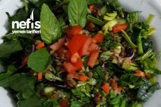 Besleyici Tok Tutan Salata Tarifi