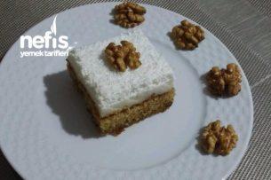 Cevizli Kıbrıs Tatlısı Tarifi