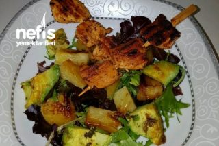 Chiken Salad Tarifi