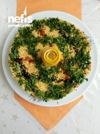 Havuc Salatasi