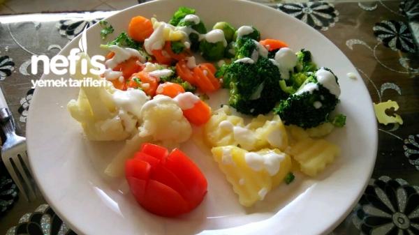 Kış Sebzeleri İle Haşlama