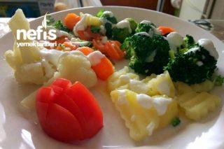 Kış Sebzeleri İle Haşlama Tarifi