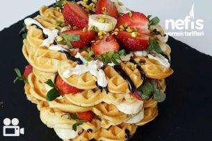 Venskiy Waffle Videosu Tarifi