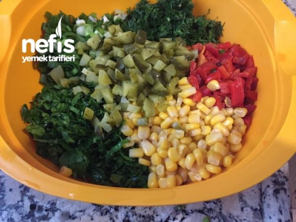 Börülce Salatası ( Denenmesi Gereken Lezzet)