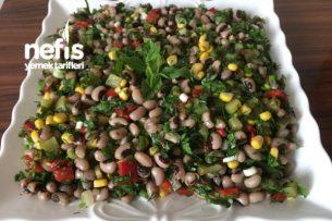 Börülce Salatası ( Denenmesi Gereken Lezzet) Tarifi