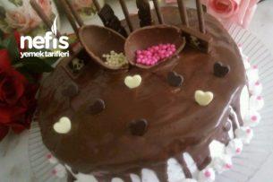 Çikolatalı Pasta (Nefis) Tarifi