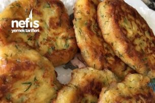 Patates Mücver (1 Yaş ) Tarifi