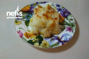 Patates Püreli Köri Soslu Tavuk Kapama Tarifi