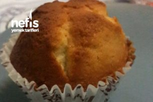 Limon Yağı Cup Kek (Essential Lemon Cup Cake) Tarifi
