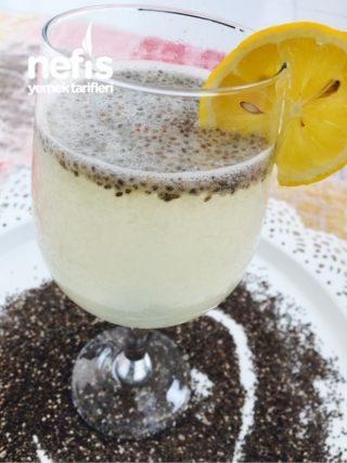 Chialı Limonlu İçecek (Diyet)