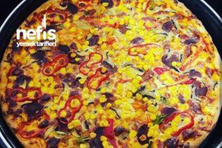 Nur'un Pizzası Tarifi