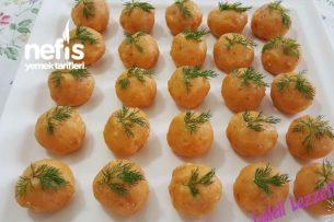 Patates Kavurması Topları Tarifi