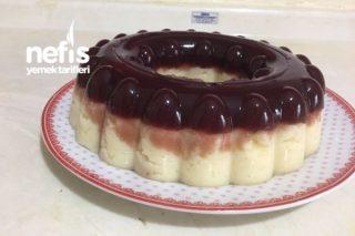 Vişneli İrmik Pastası Tarifi