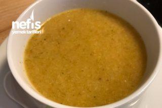 +6 Ay Üstü Sebzeli Bebek Çorbası (Püresi) Tarifi