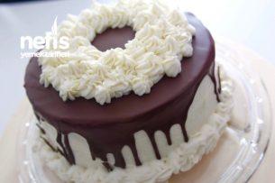 Çikolatalı-Sade Pasta Tarifi