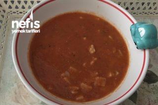 Mercimekli Erişte Çorbası (+1Yaş) Tarifi