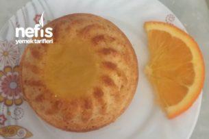 Portakal Soslu Muffin Tarifi