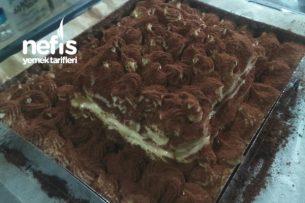 Tiramisu Brownie (Mutlaka Denemelisiniz) Tarifi