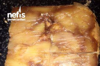 Elmalı Cevizli Yumuşacık Kek Tarifi