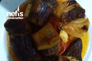 Pratik Nefis Patlıcan Ve Soğan Kebabı Tarifi