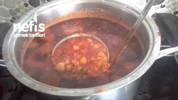 Yarma Çorbası