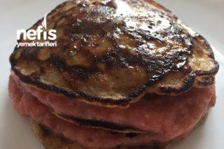 Diyet Pancake Tarifi