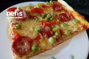 Ev Yapımı Pizza-2 Tarifi