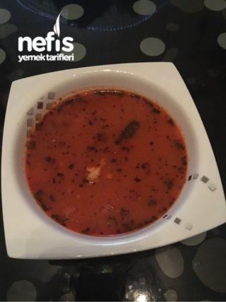 Tavuklu Şehriye Çorbası