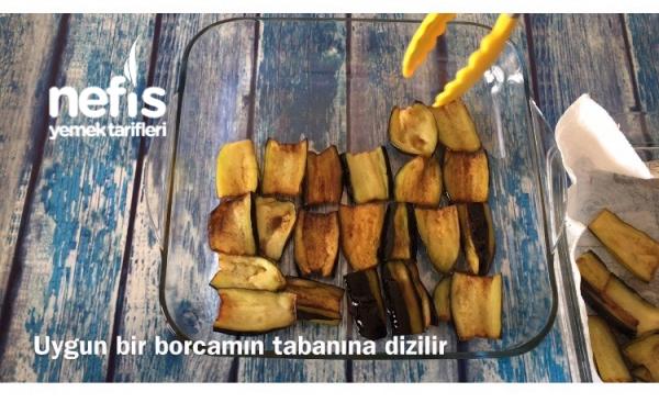 Beşamel Soslu Patlıcan Musakka