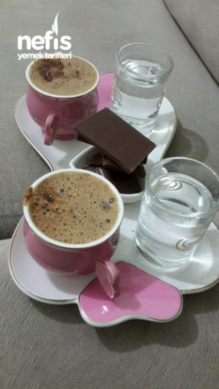 Dibek Kahvesi Keyfi