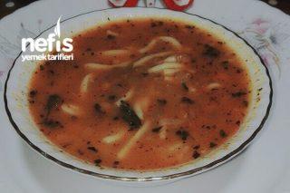 Erzurum'un Kesme Çorbası Tarifi