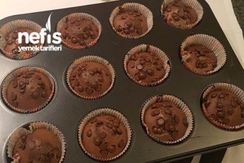Harika Muffin (Sadece 3 Malzeme İle) Tarifi