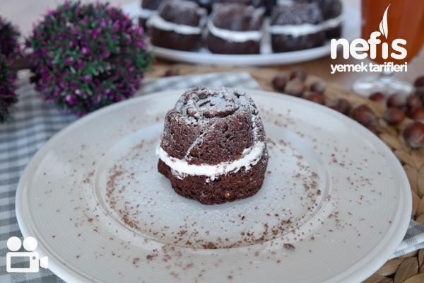 Kakaolu Top Kek Nasıl Yapılır? Videolu Anlatım