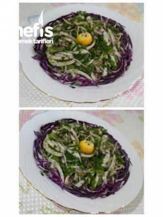 Kebapçı Soğan Salatası (Antep)