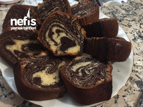 Mozaik Kek (yumuşacık Püfü Noktalarıyla)