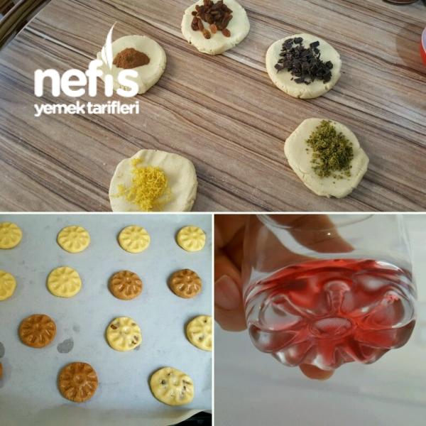 Pratik Cookie (tek Hamur 5 Farklı Çeşit)