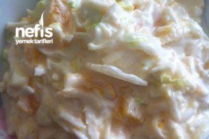 Elmalı Portakallı Kereviz Salatası Tarifi