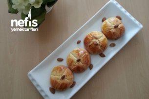 Portakalı Tombik Pastane Kurabiyeleri Tarifi