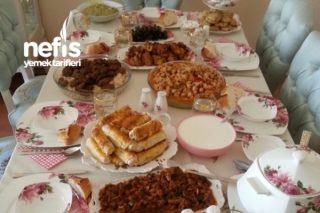 Sevdiklerimle Gün Menüsü ( Öğlen Yemeği) Tarifi